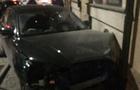 В Ужгороді автомобіль АУДІ вдарився в будинок. За кермом була дитина (ФОТО)