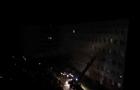 Пожежу в студентському гуртожитку в Ужгороді погасили. Студентів запустили в кімнати