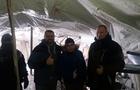 Закарпатські повстанці вчасно втекли з Києва перед самим розгоном табору під Верховною Радою