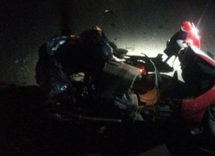 Скутеристу, який потрапив у ДТП на Ужгородщині, ампутували ногу