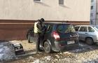 В Ужгороді злодії грабують автомобілі
