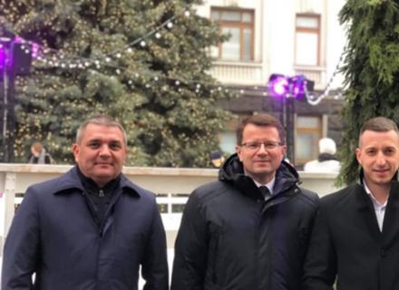 Петрушку звільнено з посади голови Берегівської РДА і буде призначено заступником голови Закарпатської ОДА