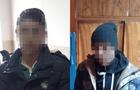 У Берегові двоє підлітків грабували людей, погрожуючи ножем