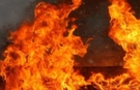 У Виноградівському коледжі згоріла кімната вахтера