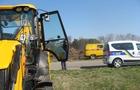 На Мукачівщині екскаватор пошкодив газопровід - 135 будинків залишилися без газу