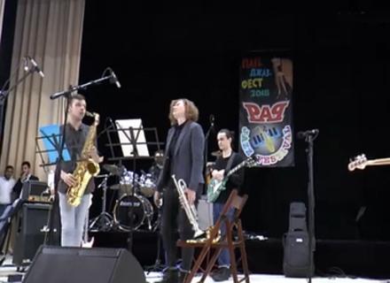 В Ужгороді пройшов XXI «ПАП-ДЖАЗ-ФЕСТ»