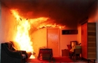 В Ужгороді сталася пожежа в готелі