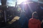 На Хустщині попрощалися із загиблим на Донбасі воїном