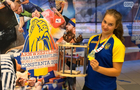 Закарпатка Богдана Лехман стала чемпіонкою світу з армреслінгу