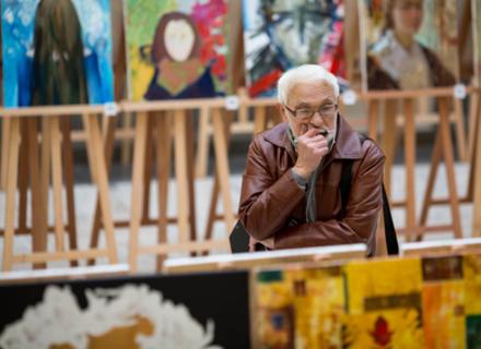 Володимир Микита: «Коли нема спокою в душі – починаю малювати»