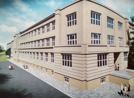 Будівлю медичного факультету в історичній частині Ужгорода відреставрують