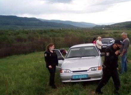 На Перечинщині цигани крадуть картоплю у селян