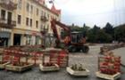 Реконструкція площі Петефі в Ужгороді подорожчала на 10 млн грн