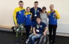 На Кубку України з фехтування закарпатці здобули 5 медалей
