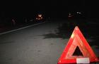 Поліція розшукує водія, який на Лексусі скоїв аварію і втік (ВІДЕО)