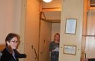 Посольство США поширило відео, як Москаль катав в Ужгороді Посла США у ліфті без дверей (ВІДЕО)