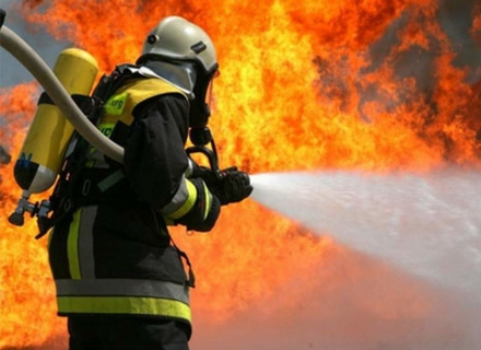 Вчора на Закарпатті вогонь знищив житловий будинок та пекарню