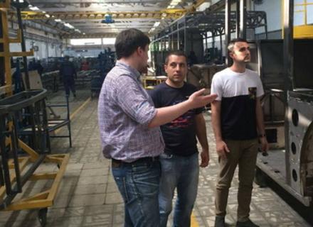 Влітку вулицями Ужгорода курсуватимуть нові автобуси
