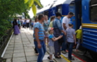 В Ужгороді відновила роботу дитяча залізниця