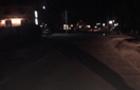 У Виноградові водій наїхав на двох пішоходів і втік з місця пригоди