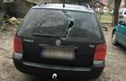 Автомобілі в Берегово трощили кияни