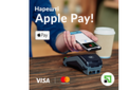 В Україні запрацював сервіс Apple Pay