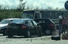 Автоаварія з трьома постраждалими сталася на Ужгородщині
