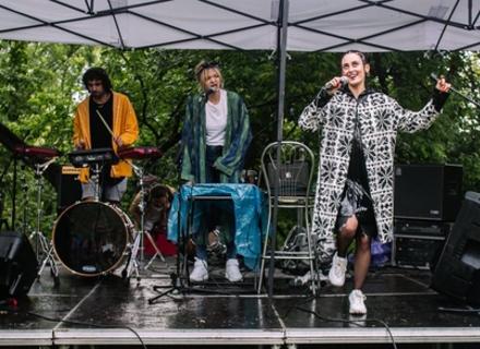 Закарпатська співачка Аліна Паш пояснила, що їде виступати в Росію з українськими піснями