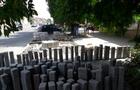 В Ужгороді стелять тротуар в нікуди (ФОТО)