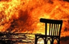 На Берегівщині у власному будинку згорів чоловік