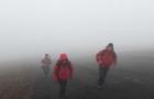 Рятувальники знайшли п'ятьох туристів, які заблукали в горах Закарпаття