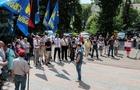 У Києві українські націоналісти звинувачували закарпатських угорців у сепаратизмі (ФОТО)