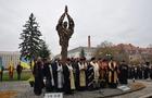 В Ужгороді зареєстрували петицію про перенесення скандального пам'ятника жертвам голодомору