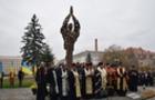 В Ужгороді нещодавно встановлений пам'ятник Голодомору перенесуть з чеського кварталу в інше місце (ВІДЕО)