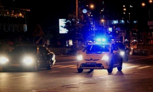 Справжній екшн на Закарпатті: втікач намагався застосувати зброю проти поліцейських