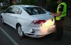 На Закарпатті на місці автоаварії водій-винуватець в присутності поліцейських пив пиво