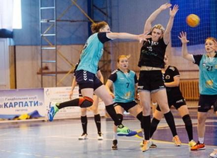 У новому гандбольному сезоні беруть участь відразу три клуби з Ужгорода