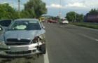 П'яний водій Шкоди спричинив аварію на трасі Київ-Чоп поблизу Барвінка