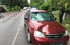 В Ужгороді збитий автівкою велосипедист не вижив