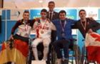Закарпатський фехтувальник став третім на Чемпіонаті світу