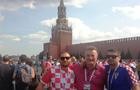 Депутат Закарпатської облради похизувався присутністю на ЧС з футболу у Москві (ФОТО)