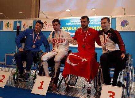 Максим Магула здобув срібло на Чемпіонаті світу