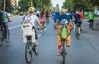 В Ужгороді відбувся масовий вечірній заїзд велосипедистів (ФОТО)