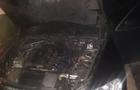 Цієї ночі на Закарпатті згоріли три автомобіля