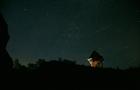 Як на Закарпатті за метеоритним дощем спостерігали з древнього замку (ФОТО)