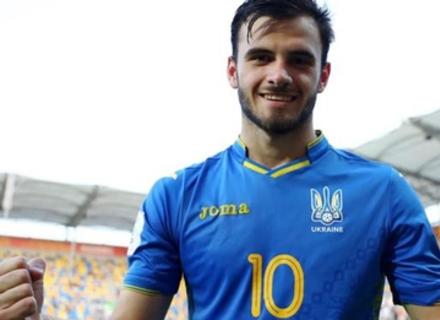 Ужгородець став кращим футболістом збірної України на Чемпіонаті світу з футболу