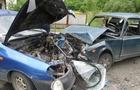 На Хустщині в результаті зіткнення двох автомобілів постраждало 6 чоловік