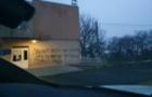 На Виноградівщині чергова антиугорська провокація - невідомі обписали стіни сільради
