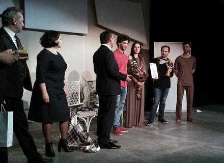 В Ужгороді показали діалог почуттів за оповіданням Маркеса