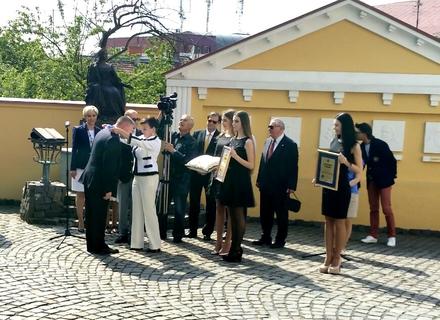 В Ужгороді вручили третій Орден Марії Терезії (ФОТО)